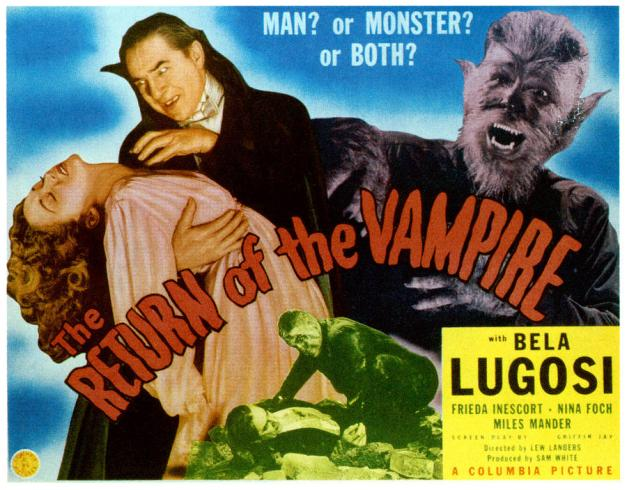 the-return-of-the-vampire-poster
